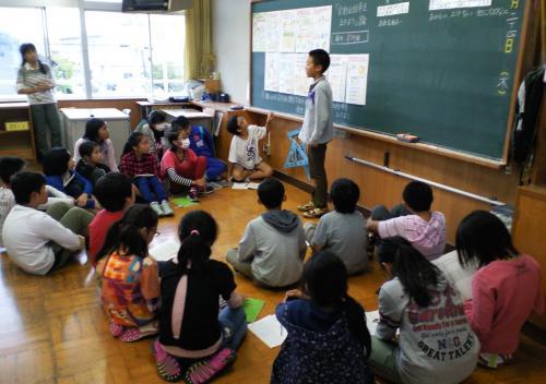 ユネスコスクール北鯖石小学校(25.10.24)