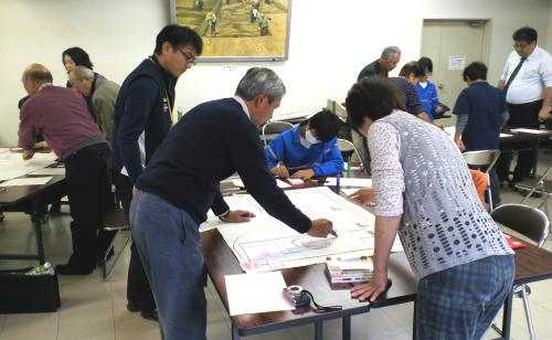ボランティアセンター立ち上げシミュレーション(25.11.7)