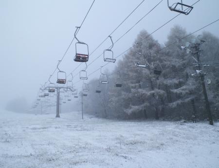 竜王スキーパーク(25.11.11)