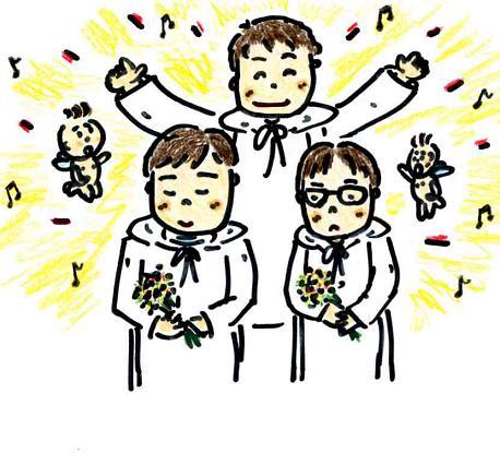 1月7日・同性愛カップル誓願式