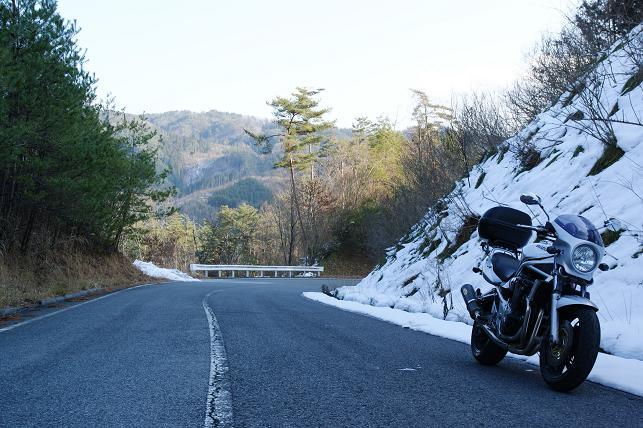 雪道とBandit