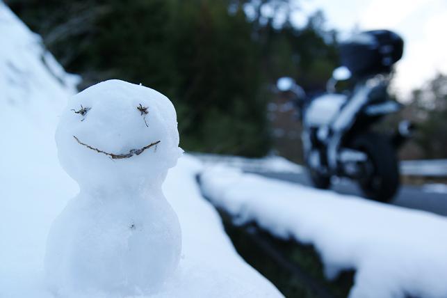 雪だるま君とBandit
