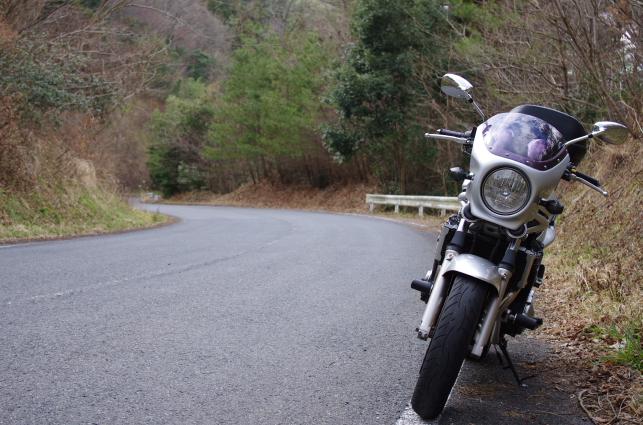 羅漢高原への道