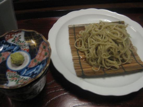 小舟町 仁行 +もり蕎麦+(1)