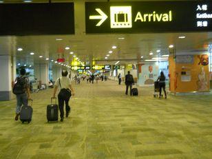 チャンギ空港10