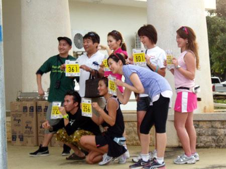 サイパン マラソン2010