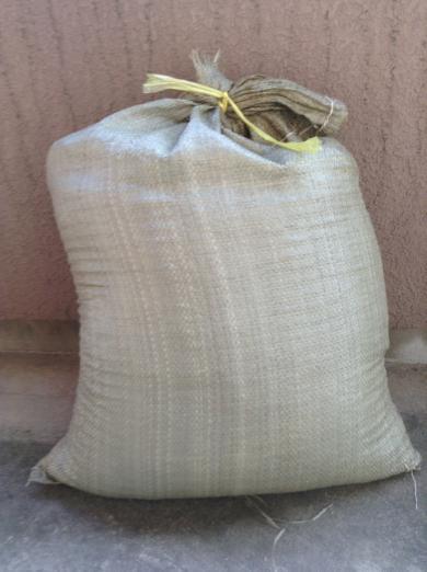 土嚢袋マット