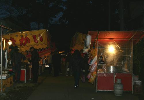 寺祭り 2
