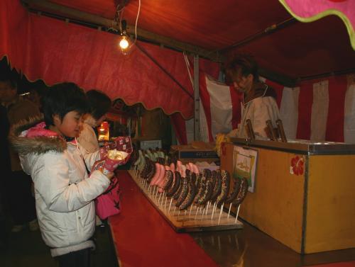 寺祭り 12