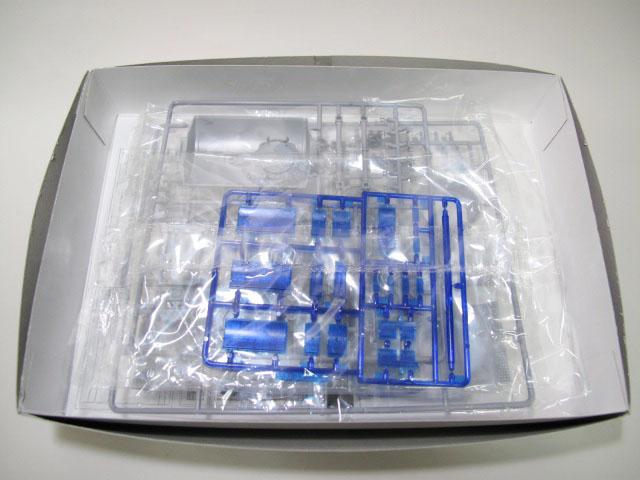 【アオシマ】HTV (宇宙ステーション補給機)|スペースクラフトシリーズ No.02 |【1/72】