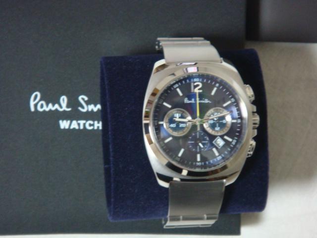Paul Smithの時計
