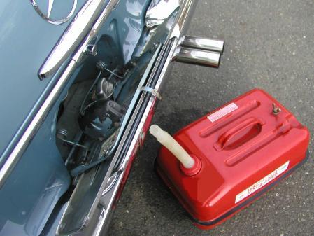 ガソリン w108 280SE 3.5