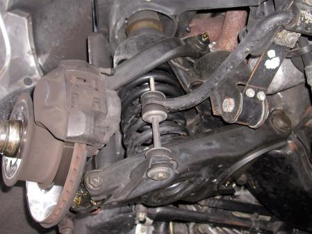 ベンツ W108 280SE 3.5 車高調