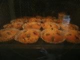 パンプキンカップケーキ 作業過程 008