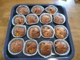 パンプキンカップケーキ 作業過程 009