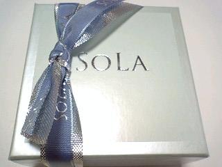 SORA(ソオラ) キューブ4コ¥1260