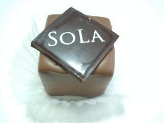 SORA(ソオラ) キューブ4コ¥1260コーヒーシナモン