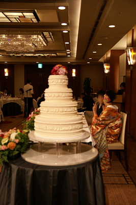 1212-4式ウエディングケーキ