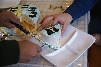 1213-3ケーキ入刀