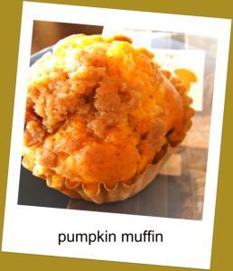 ままおーぶん かぼちゃマフィン