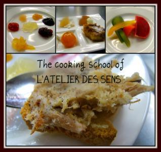 ラトリエ料理講習