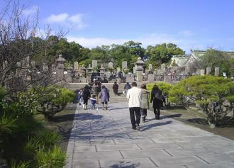15 南洲墓地 (36%)
