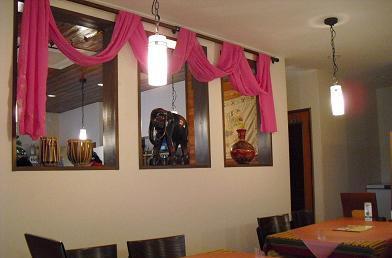 Indian Restaurant 室内1