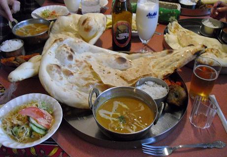 Indian Restaurant Cランチ