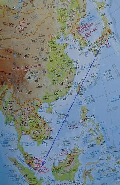 旅行地図1