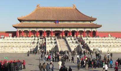 太和殿・紫禁城の主殿