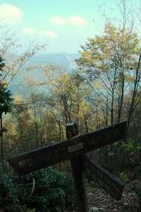 コブタカ山山頂からの眺望