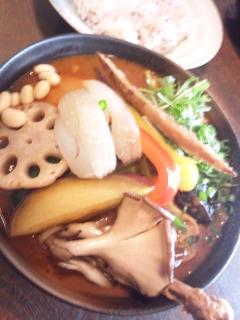 侍 スープカレー