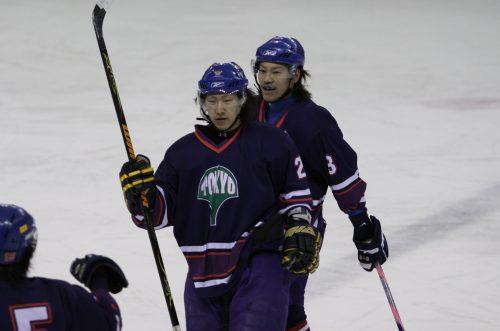 2010釧路国体東京代表