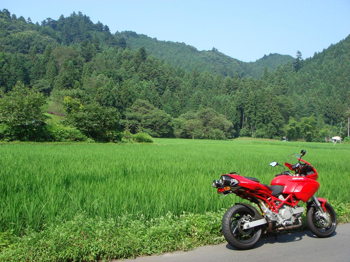 とても良いバイク