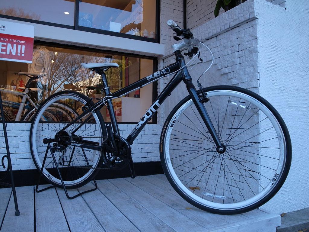 きれいな自転車