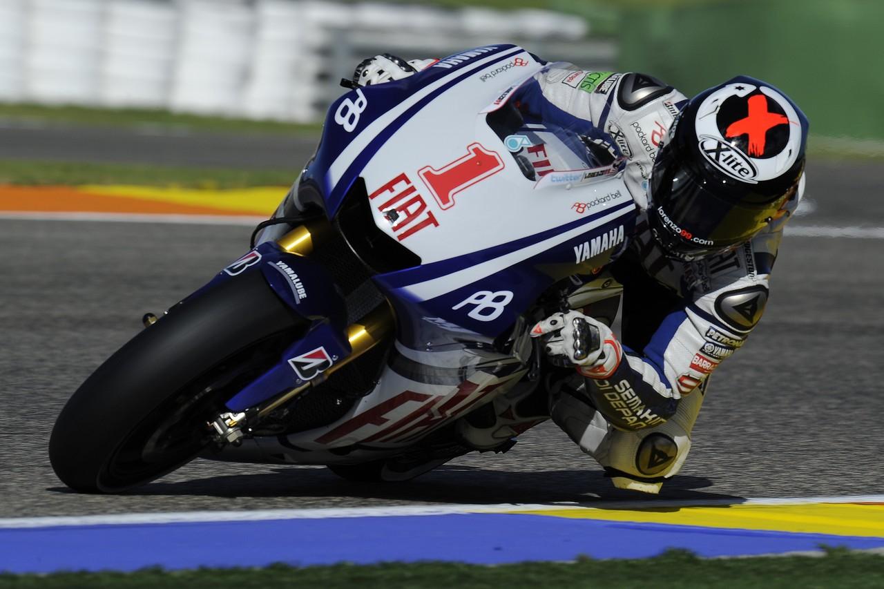 2010MotoGP Champion!
