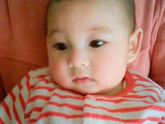 4ヵ月の赤ちゃん2