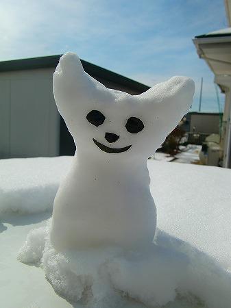 雪だるメル 13.1.28