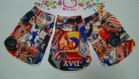 M*mania:レイヤードTシャツ【American】1