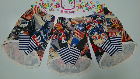 M*mania:レイヤードTシャツ【American】2