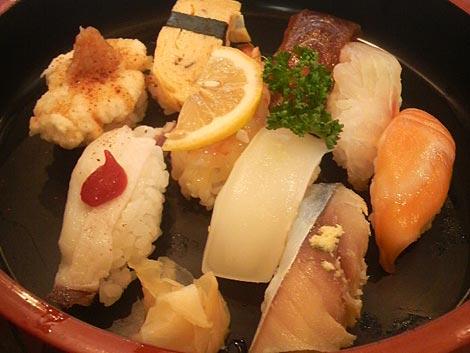 がっちゃん寿司ランチ