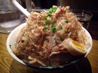 麺屋武蔵 虎洞 虎麺