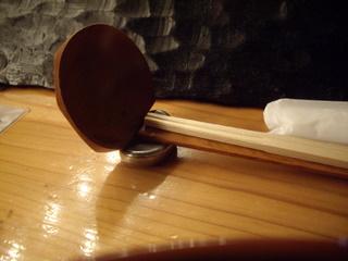 麺劇場 玄瑛 箸+レンゲ