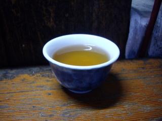 南京千両 お茶