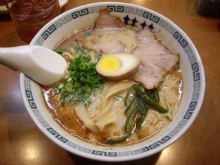 桂花本店 桂花拉麺