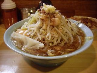 ラーメン富士丸 明治通り都電梶原店 ラーメン白 ラーメン単品