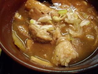 澤神 つけ麺(具)