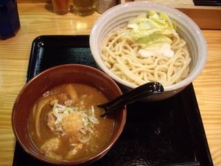澤神 つけ麺
