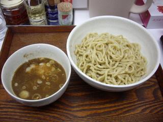 忍八 つけ麺