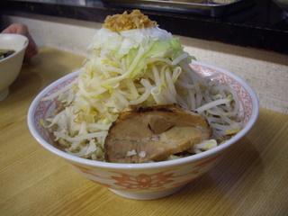 常勝軒 前橋店 ふじ麺